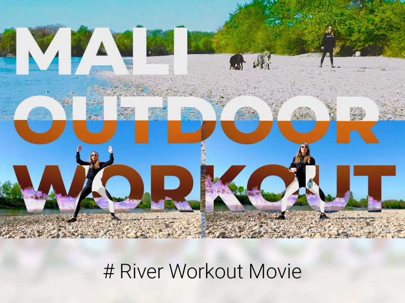 Personal Trainer Workout Video Digital Web Design Video